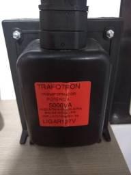 Transformador 220/110 5000VA