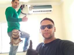 Instalação e Limpeza de ar condicionado Split, usado comprar usado  Manaus