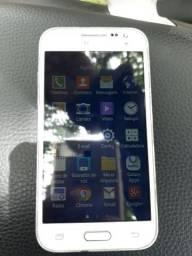 """Samsung win2 tela 4.7"""" Internet 4G TV digital HDTV conservado"""