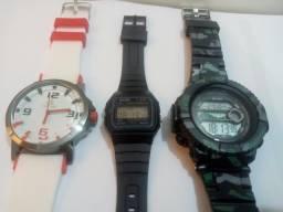 Relógios tops com frete grátis