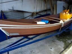 Conjunto barco de pesca 5.200 - 2005