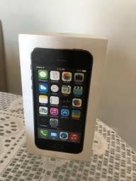 Caixa para iPhone 5S Space Gray/Cinza 32GB