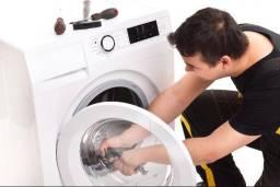 Consertos maquinas de lavar roupas, microondas, geladeira, ar condicionado