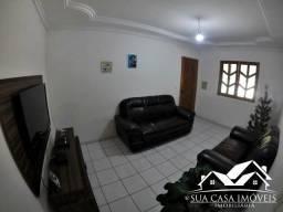 WC - Ótima Casa 3 Quartos Cidade Continental - 190.000,00