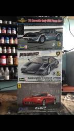 Plastimodelismo - kits de carros