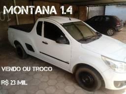 Gm - Chevrolet Montana - 2012