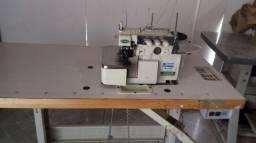 Maquina costura industrial faca aremate