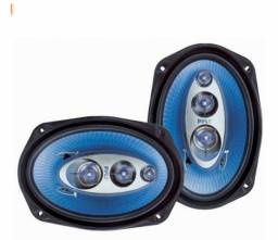 Pyle 6.5 Pol 360-watt 3-way Speakers Altofalante Novo