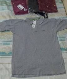 Camisas gola polo da Marca Reserva Lacoste e Nike