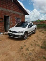 Vendo saveiro cross - 2014