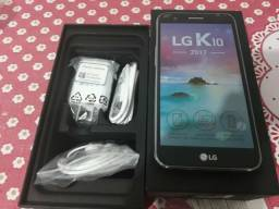 Lg K10 32GB(2017)(ACEITO CARTÕES)