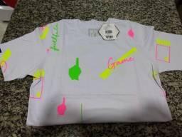 6c9e2ea307 Camisas e camisetas - Zona Leste