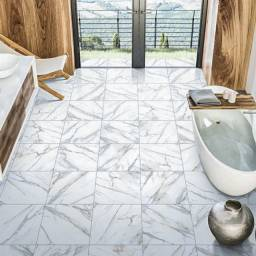 Porcelanato Carrara Dream AC 81x81 Extra R$ 49,90m² > Casa Nur - O Outlet do Acabamento