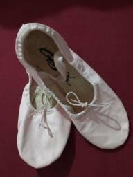 Sapatilha para ballet meia ponta