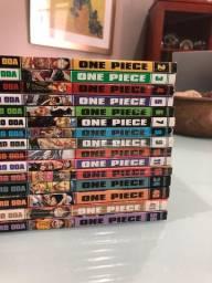 One Piece Mangás