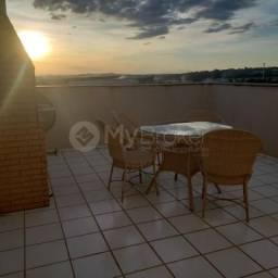 Apartamento cobertura com 4 quartos no Residencial Club Cheverny - Bairro Setor Goiânia 2