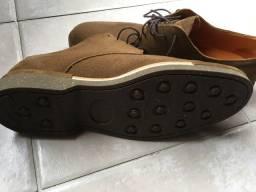 Sapato camurça tamanho 40