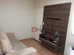 Apartamento com 2 dormitórios à venda, 46 m² por R$ 160.000 - Piracicamirim - Piracicaba/S