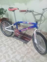 Bicicleta Cross aro 20 toda montada reforçada