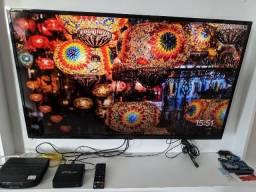 TV LED Samsung 40 polegadas **BRINDE TV BOX**