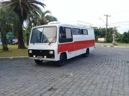 Micro ônibus Mercedes - 1983
