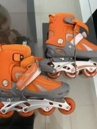 Vendo patins impecáveis
