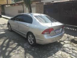 New civic lxs aut. 08 troco - 2008