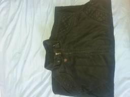 Jaqueta de couro. ideal para quem gosta de motos! 150 reais o valor