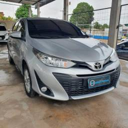 YARIS 2018/2019 1.3 16V FLEX XL PLUS TECH MULTIDRIVE - 2019