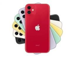 IPhone 11 ( 12X Sem Juros + Nota Fiscal ) Vermelho