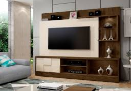 Estante Home Dinamarca Plus TVs de 65 polegadas - P3421