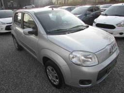 Fiat uno evo vivace 60x599 sem entrada 1.0 flex 4p completo 2012