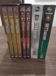 DVDs Grey's Anatomy