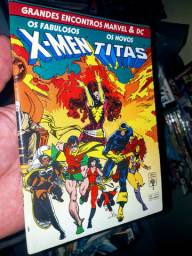Grandes encontros Marvel e DC 2
