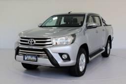 Toyota Hilux 2.8 SRV 4x4 turbo diesel