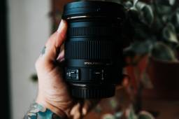 Lente Sigma 17-50mm F/2.8 Para Canon
