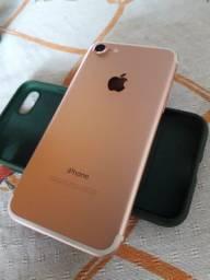 iPhone 7 rose.