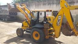 Retro escavadeira JCB 3CX 2013