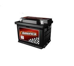 Bateria America 45 ah linha Heliar 15 mese garantia c bateria velha fiesta  ka