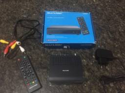 Conversor e gravador Multilaser HD 1080p HDMI