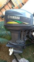 Título do anúncio: Motor 40 HP Yamaha. 2017