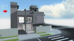 Sobrado à venda com 3 quartos, 68,53 m² + 20 m² de terraço, próximo ao Posto 2 irmãos, em