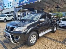 HILUX 2012/2013 2.7 SR 4X2 CD 16V FLEX 4P AUTOMÁTICO