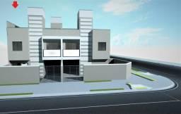 Sobrado à venda com 3 quartos, 70 m² + 20 m² de terraço, próximo ao Posto 2 irmãos, em loc