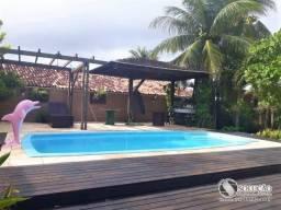 Casa com 5 dormitórios para alugar, 1 m² por R$ 1.200,00/dia - São Vicente - Salinópolis/P