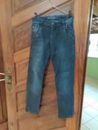 Título do anúncio: Calça jeans tamanho 14