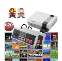 Título do anúncio: Mini vídeo game retrô com 620 jogos