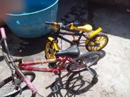 Título do anúncio: Duas bike infantil