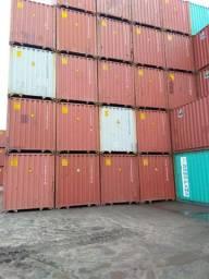 Container vazio seco