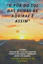 Título do anúncio: AQUIRAZ - Terreno Padrão - Parque da Prainha